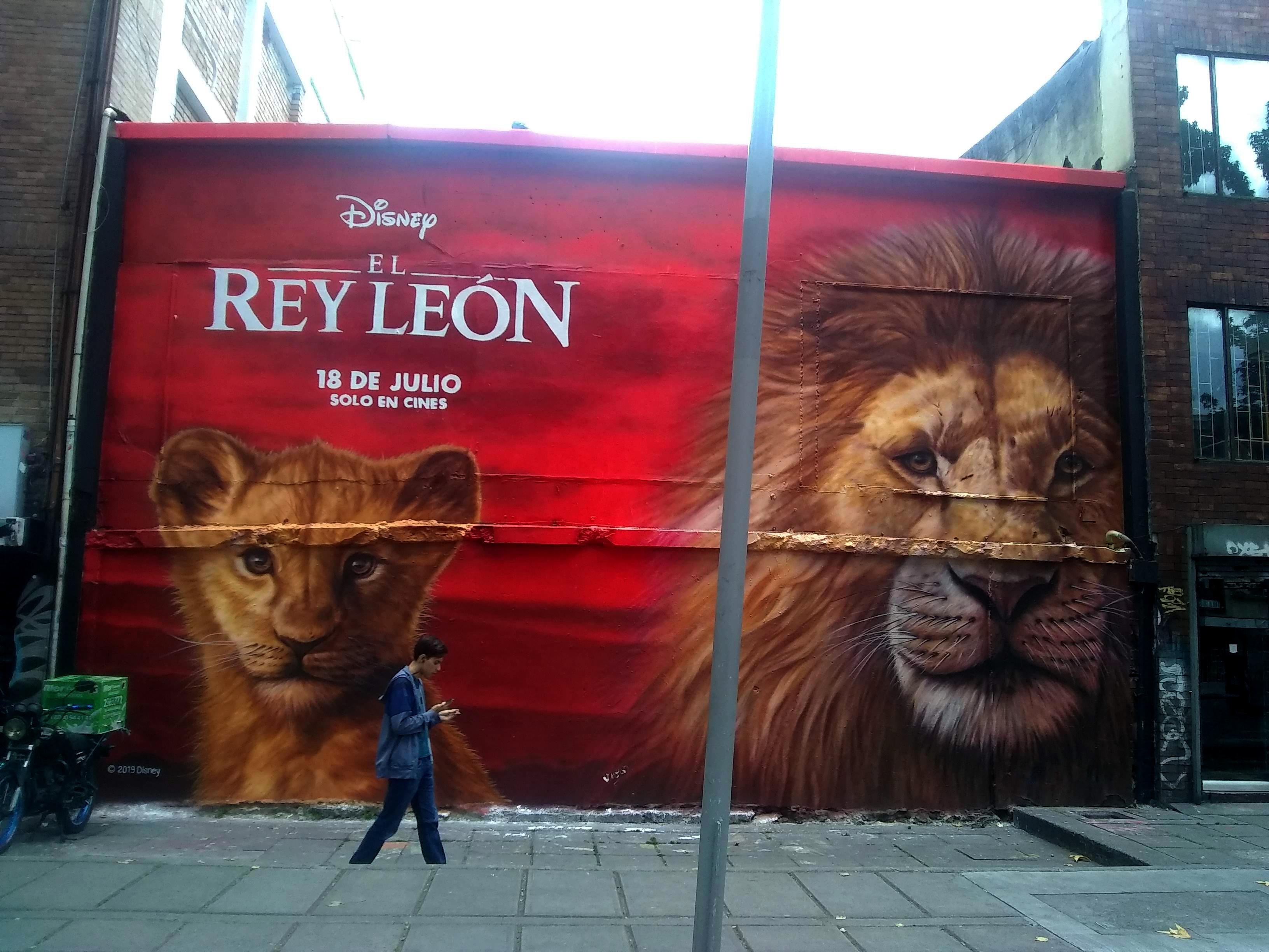 Publicidad Exterior. Murales Publicitarios  //Artisticos // Stencil// Afiches