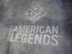 stencil publicitario